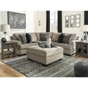 Signature Design by Ashley Bovarian Stationary Living Room Group - Item Number: 56103 Living Room Group 4