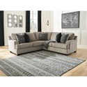 Signature Design by Ashley Bovarian 2-Piece Sectional - Item Number: 5610355+49
