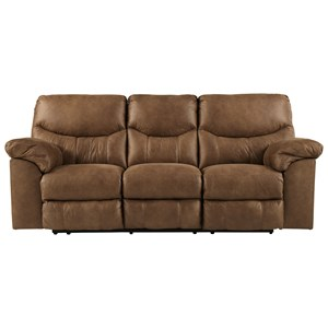 Signature Design by Ashley Boxberg Reclining Sofa