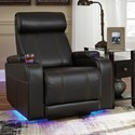 Signature Design by Ashley Boyband Power Recliner - Item Number: 2120206