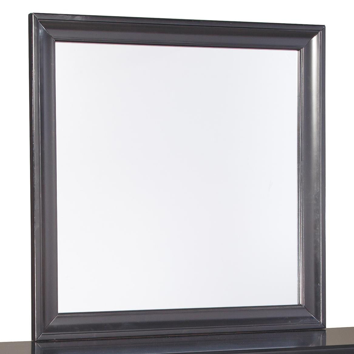 Signature Design by Ashley Braflin Bedroom Mirror - Item Number: B591-36