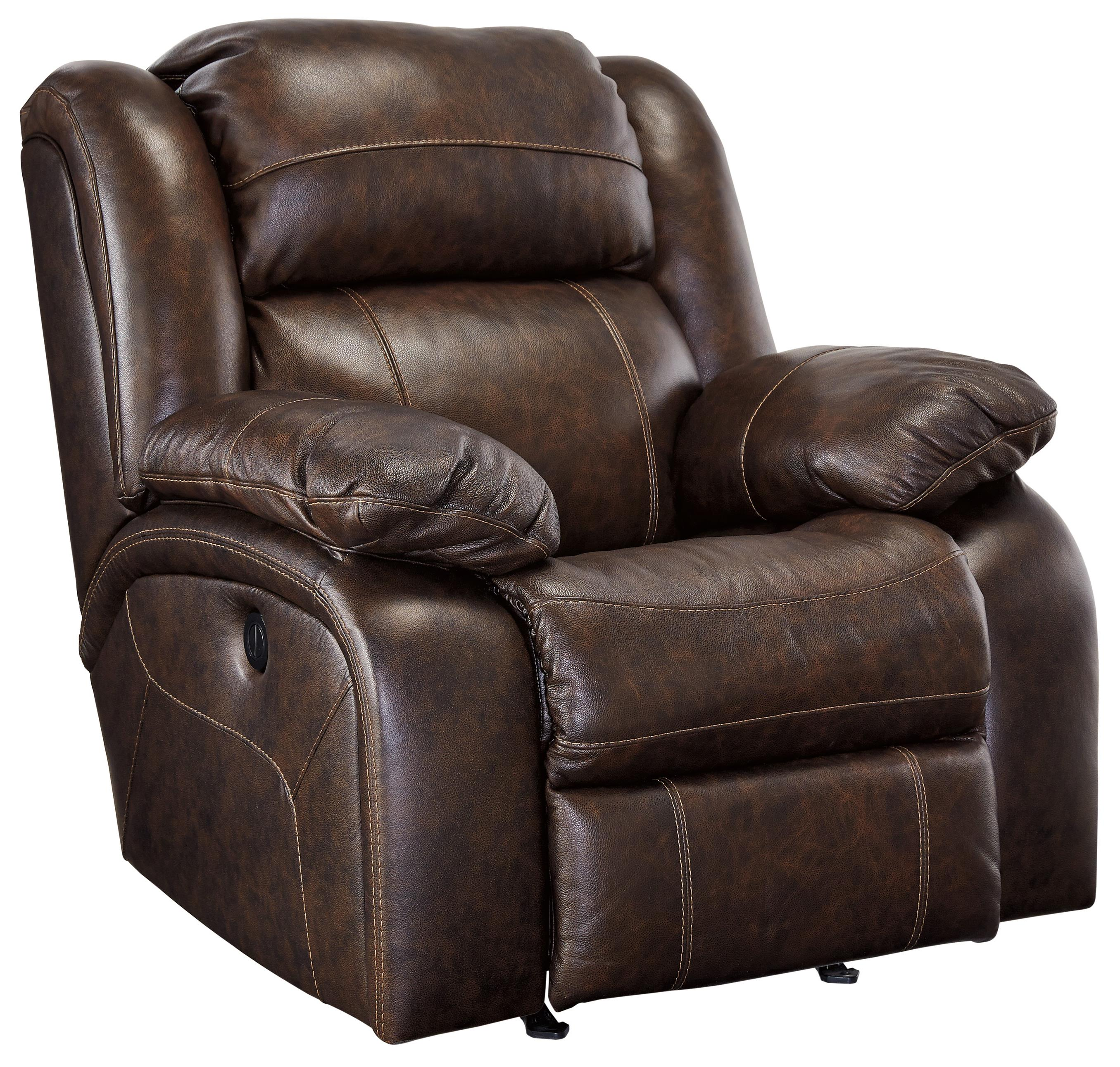 Signature Design by Ashley Branton Power Rocker Recliner - Item Number: U7190198