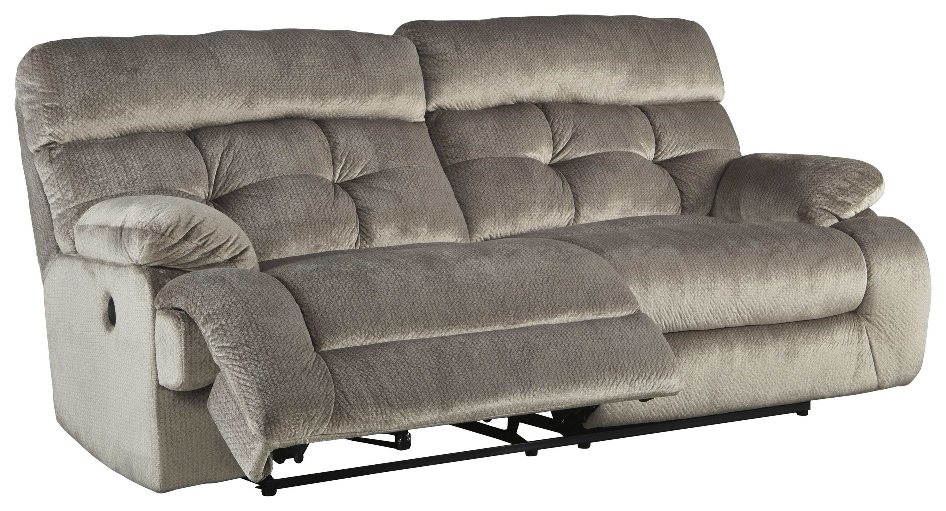 Picture of: Signature Design By Ashley 17701 1770147 Reclining Power Sofa Furniture And Appliancemart Reclining Sofas