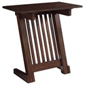 Signature Design by Ashley Braunner Chair Side End Table - Item Number: T077-117