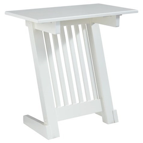 Signature Design by Ashley Braunner Chair Side End Table - Item Number: T077-137