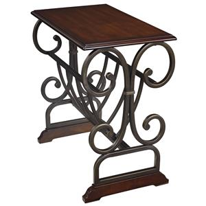 Signature Design by Ashley Braunsen Chair Side End Table
