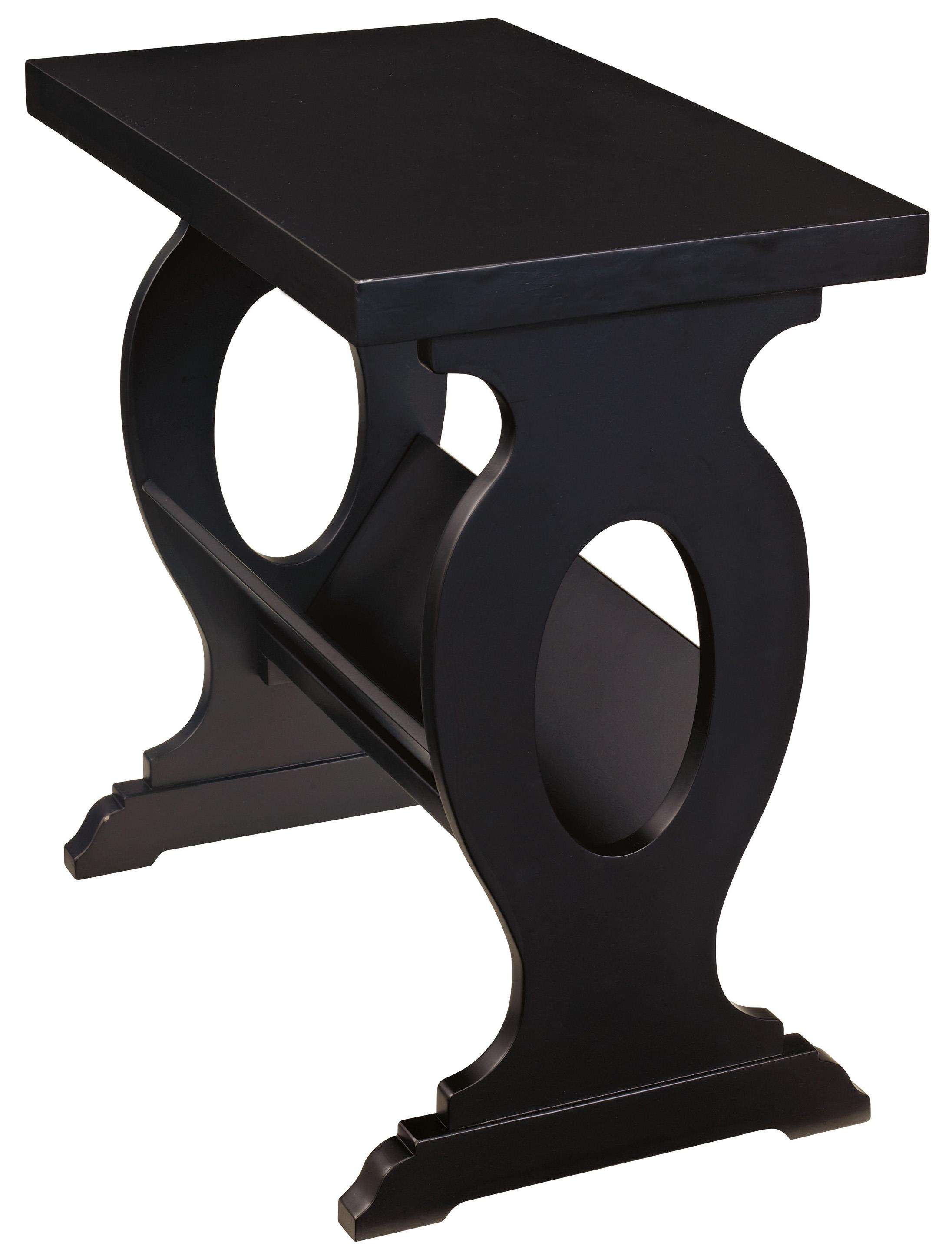 Signature Design by Ashley Braunsen Chair Side End Table - Item Number: T017-591
