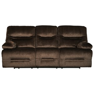 Signature Design by Ashley Brayburn Reclining Sofa