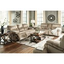 Ashley (Signature Design) Brayburn Power Reclining Living Room Group - Item Number: 77702 Living Room Group 4