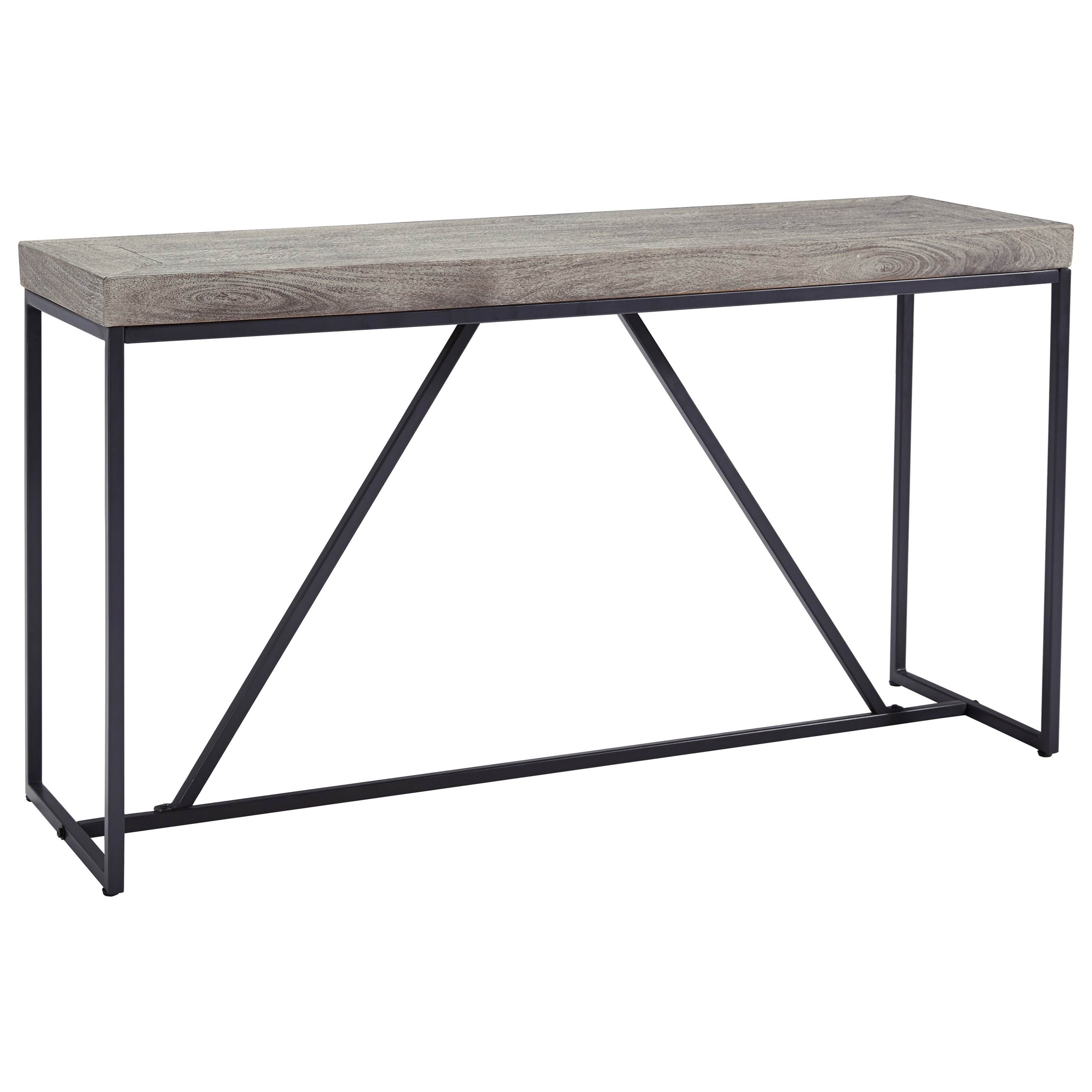 Signature Design by Ashley Brazin Console Table - Item Number: T897-4