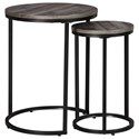 Signature Design by Ashley Briarsboro 2-Piece Accent Table Set - Item Number: A4000231
