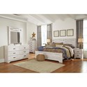 Ashley (Signature Design) Briartown King Bedroom Group - Item Number: B218 K Bedroom Group 1