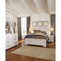 Ashley (Signature Design) Briartown Queen Bedroom Group - Item Number: B218 Q Bedroom Group 2