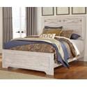 Ashley (Signature Design) Briartown Queen Panel Bed - Item Number: B218-57+54+96