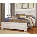 Ashley (Signature Design) Briartown King Panel Bed - Item Number: B218-58+56+97