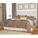 Ashley (Signature Design) Briartown King Panel Headboard - Item Number: B218-58
