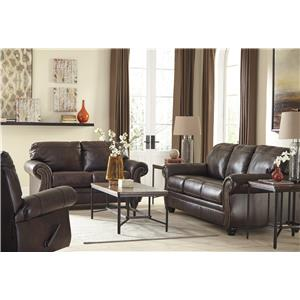 StyleLine COLLINS Stationary Living Room Group