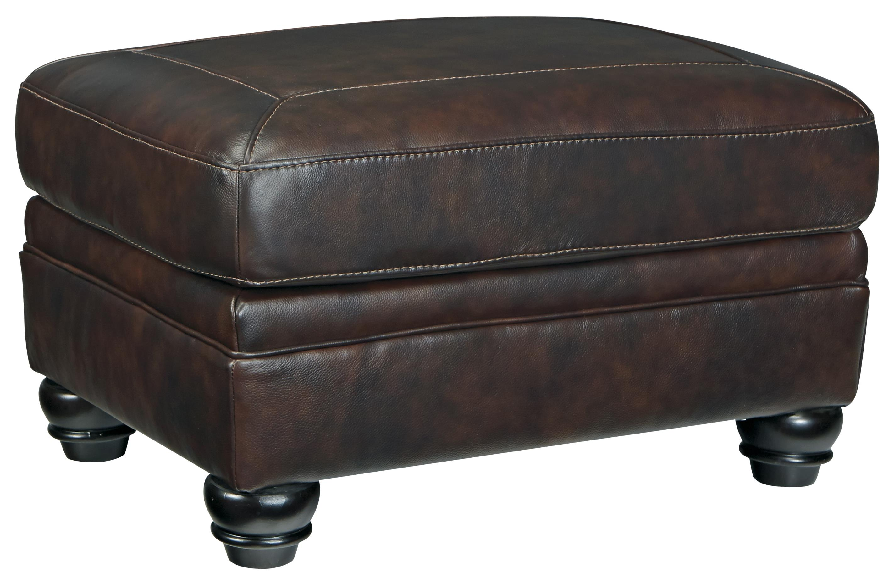 Signature Design by Ashley Bristan Ottoman - Item Number: 8220214