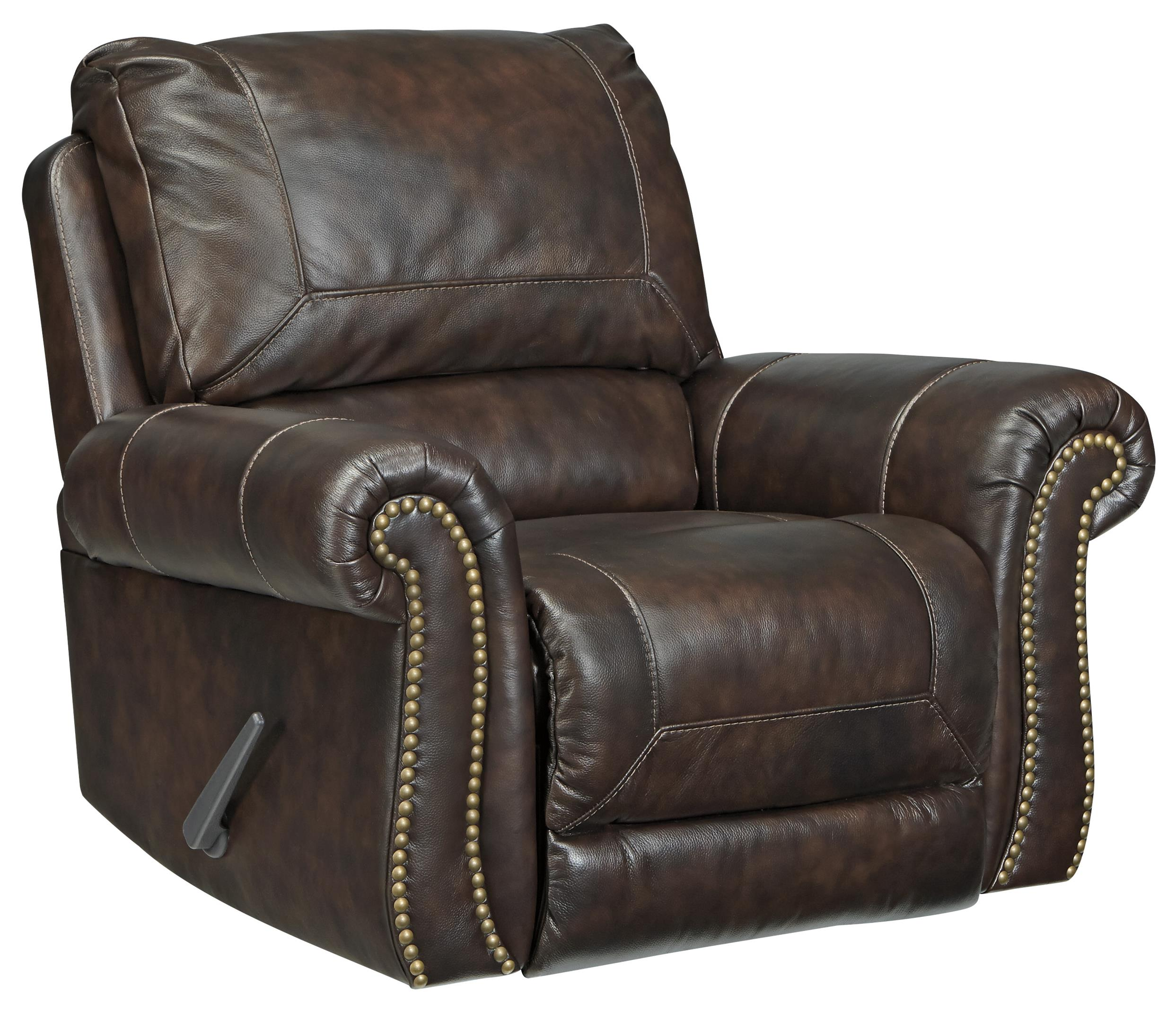 Signature Design by Ashley Bristan Rocker Recliner - Item Number: 8220225