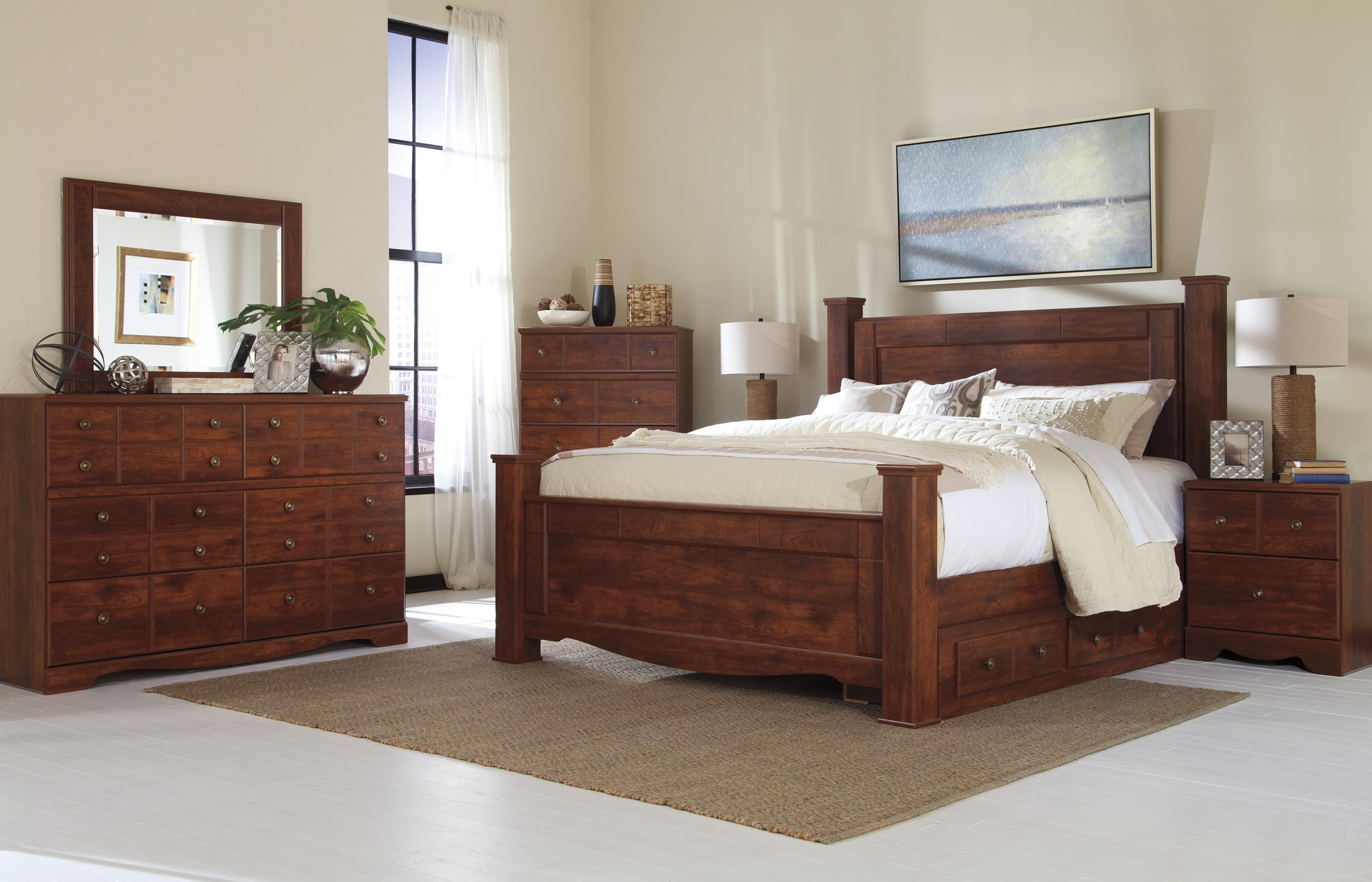 Signature Design by Ashley Brittberg King Bedroom Group - Item Number: B265 K Bedroom Group 1