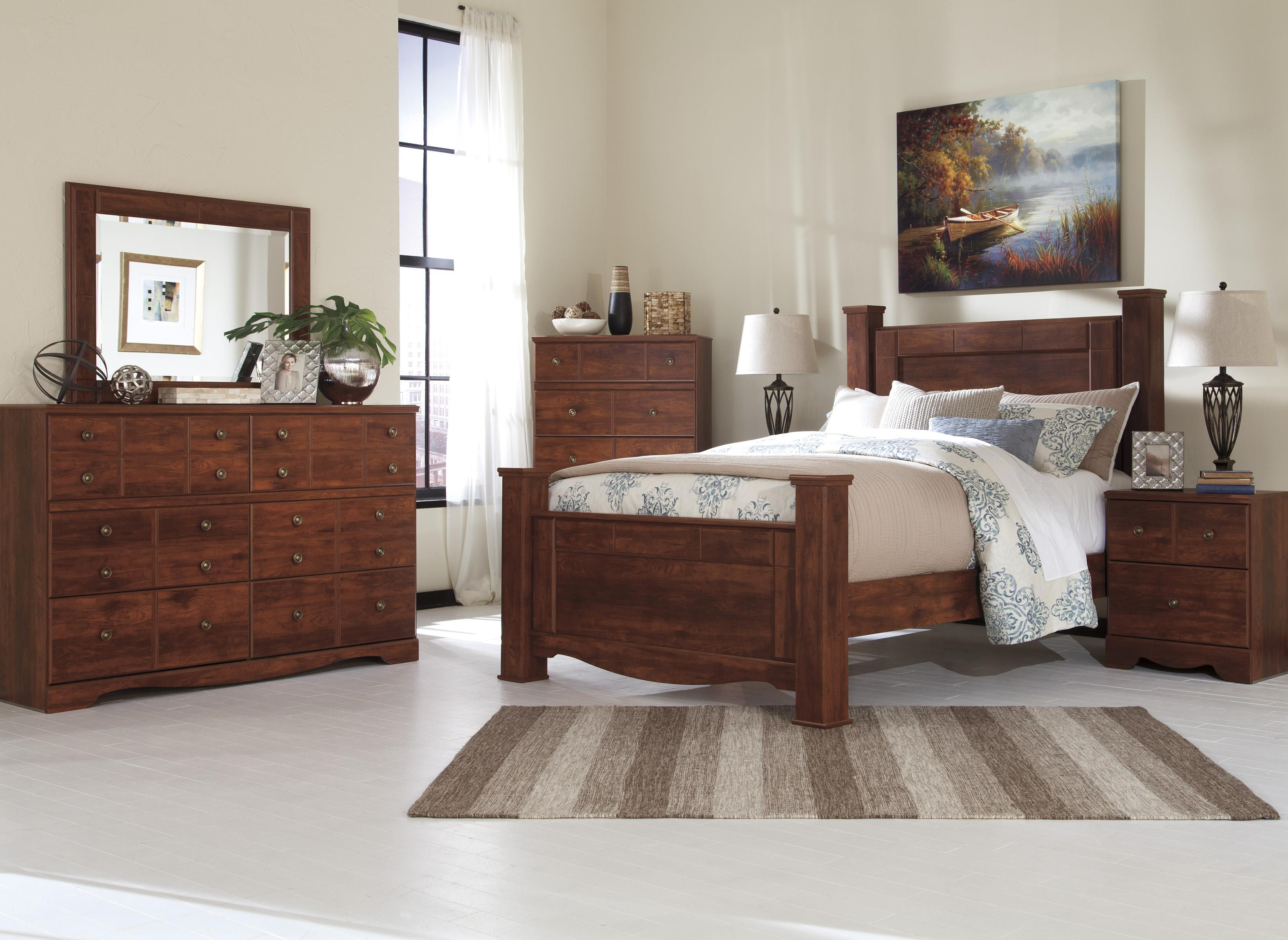 Signature Design by Ashley Brittberg Queen Bedroom Group - Item Number: B265 Q Bedroom Group 1