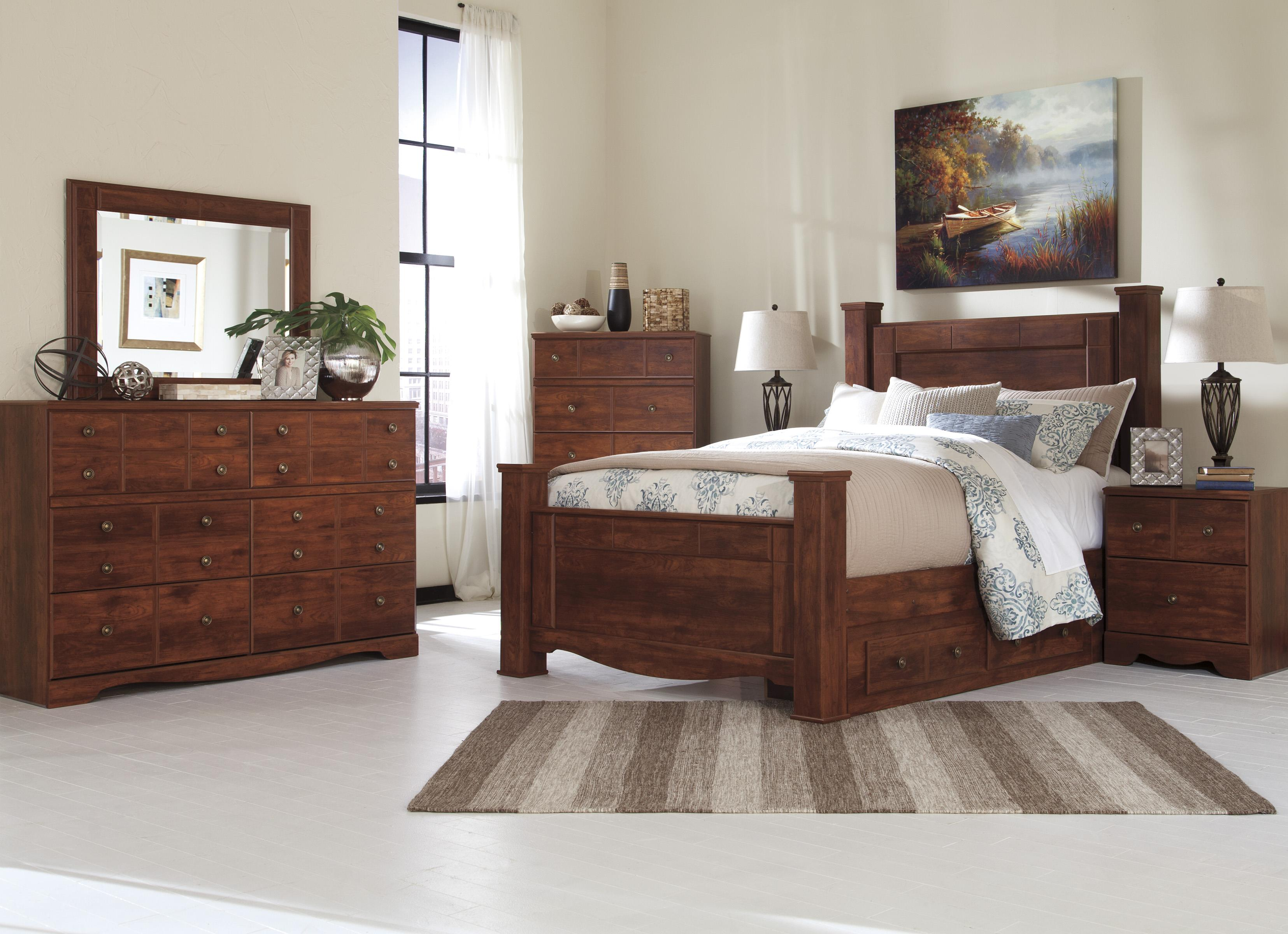 Signature Design by Ashley Brittberg Queen Bedroom Group - Item Number: B265 Q Bedroom Group 2