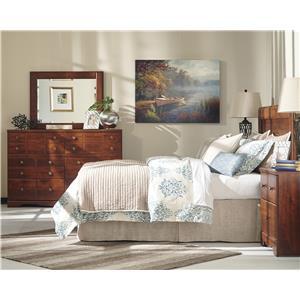 Ashley Signature Design Brittberg Queen/Full Bedroom Group