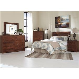 Signature Design by Ashley Brittberg Queen/Full Bedroom Group