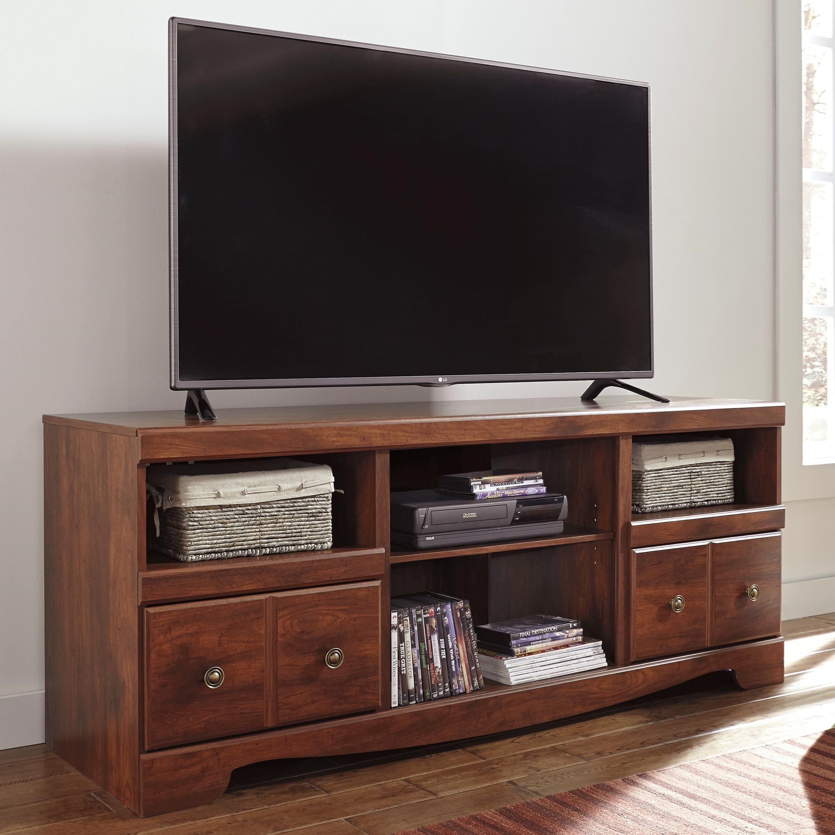 Signature Design by Ashley Brittberg Large TV Stand - Item Number: W265-68