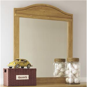 Signature Design by Ashley Furniture Broffin Bedroom Mirror