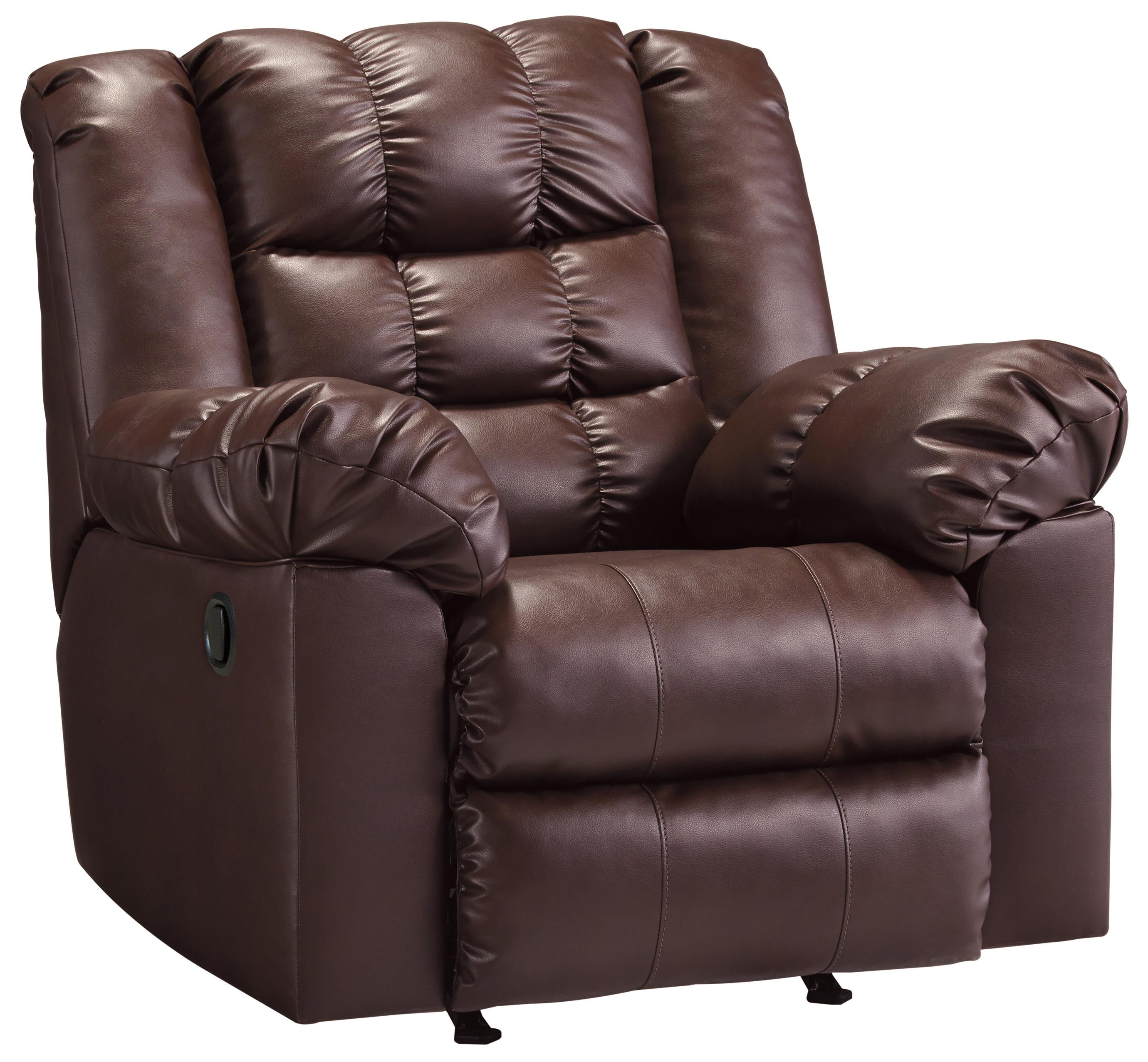 Signature Design by Ashley Brolayne DuraBlend® Rocker Recliner - Item Number: 8320225