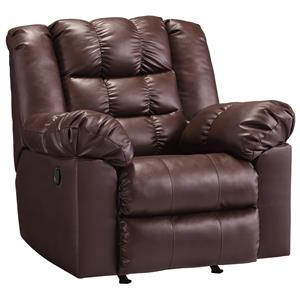 Signature Design by Ashley Brolayne DuraBlend® Rocker Recliner