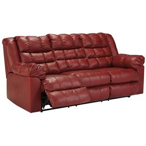 Signature Design by Ashley Brolayne DuraBlend® Reclining Sofa