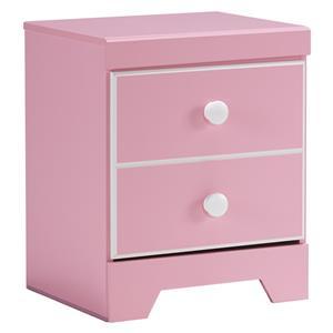 Signature Design by Ashley Furniture Bronett One Drawer Night Stand