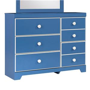 Ashley Signature Design Bronilly Dresser