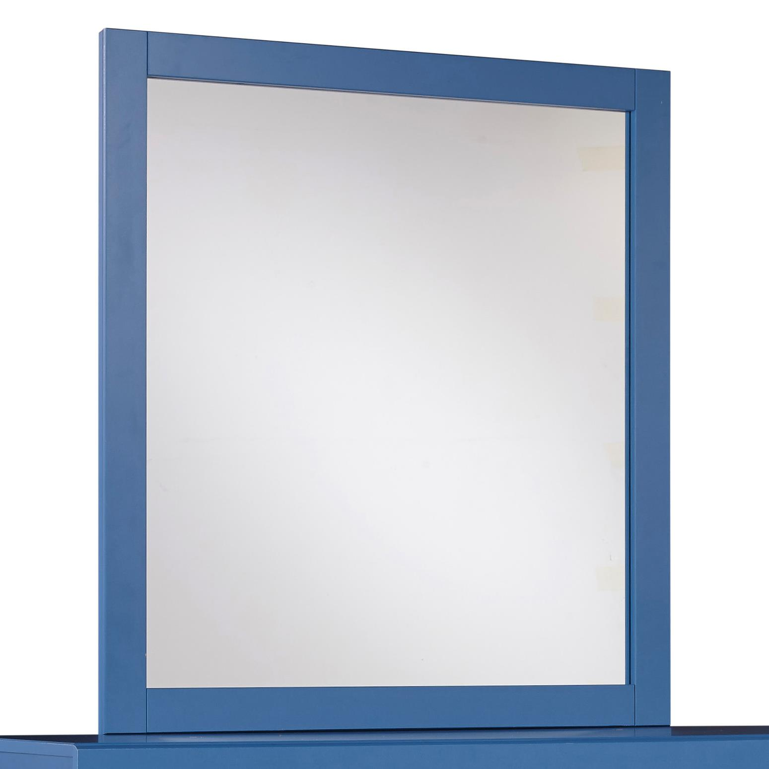 Signature Design by Ashley Bronilly Bedroom Mirror - Item Number: B045-26