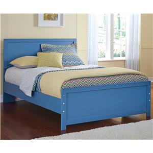 Signature Design by Ashley Furniture Bronilly Full Panel Bed