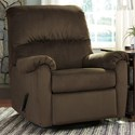 Signature Design by Ashley Bronwyn Swivel Glider Recliner - Item Number: 2600161