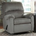 Signature Design by Ashley Bronwyn Swivel Glider Recliner - Item Number: 2600261