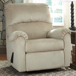 Signature Design by Ashley Bronwyn Swivel Glider Recliner