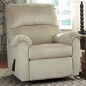 Signature Design by Ashley Bronwyn Swivel Glider Recliner - Item Number: 2600361