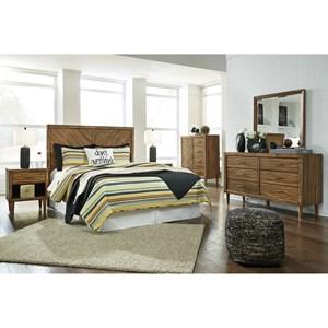 Signature Design by Ashley Broshtan King/California King Bedroom Group