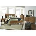 Signature Design by Ashley Broshtan Queen Bedroom Group - Item Number: B518 Q Bedroom Group