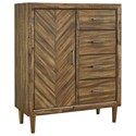 Signature Design by Ashley Broshtan Door Chest - Item Number: B518-48
