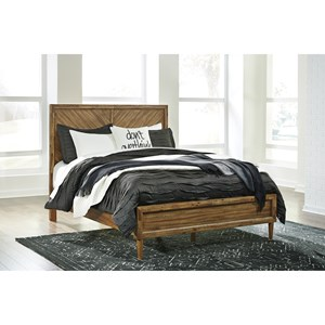 Signature Design by Ashley Broshtan California King Panel Bed