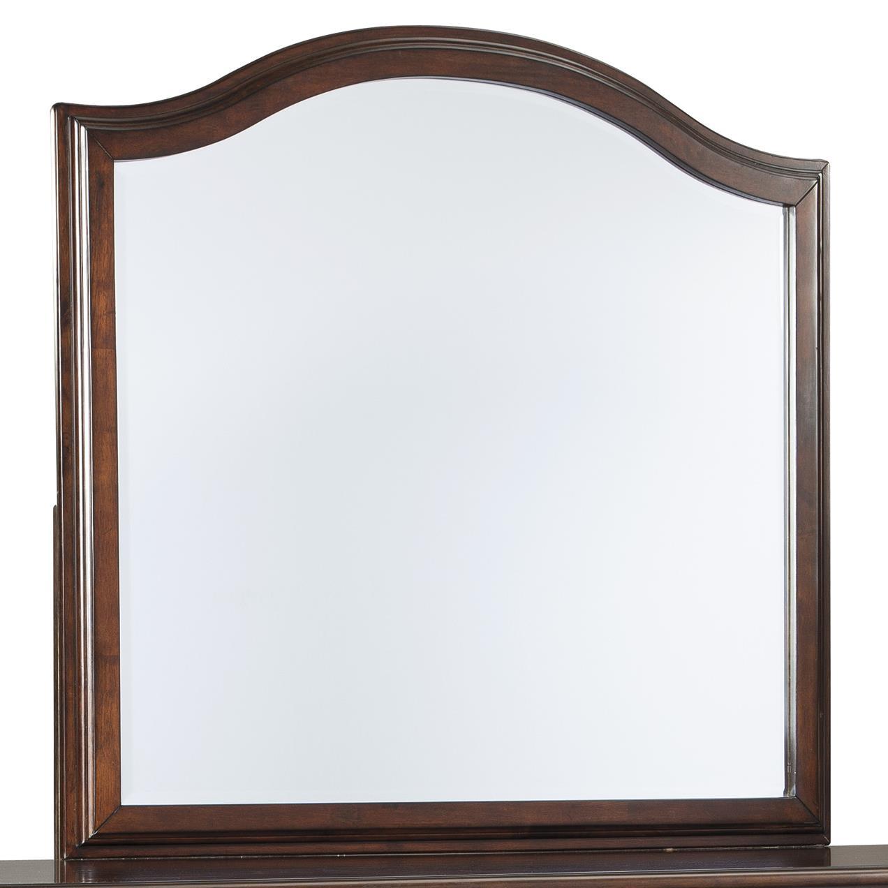 Signature Design by Ashley Brulind Bedroom Mirror - Item Number: B554-36