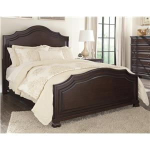 Signature Design by Ashley Brulind Queen Panel Bed