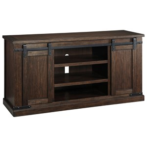 Signature Design by Ashley Budmore Large TV Stand
