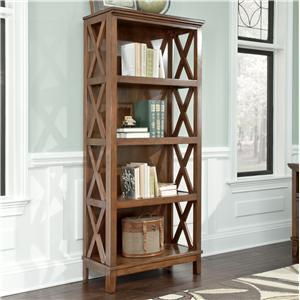 Ashley Signature Design Burkesville Large Bookcase