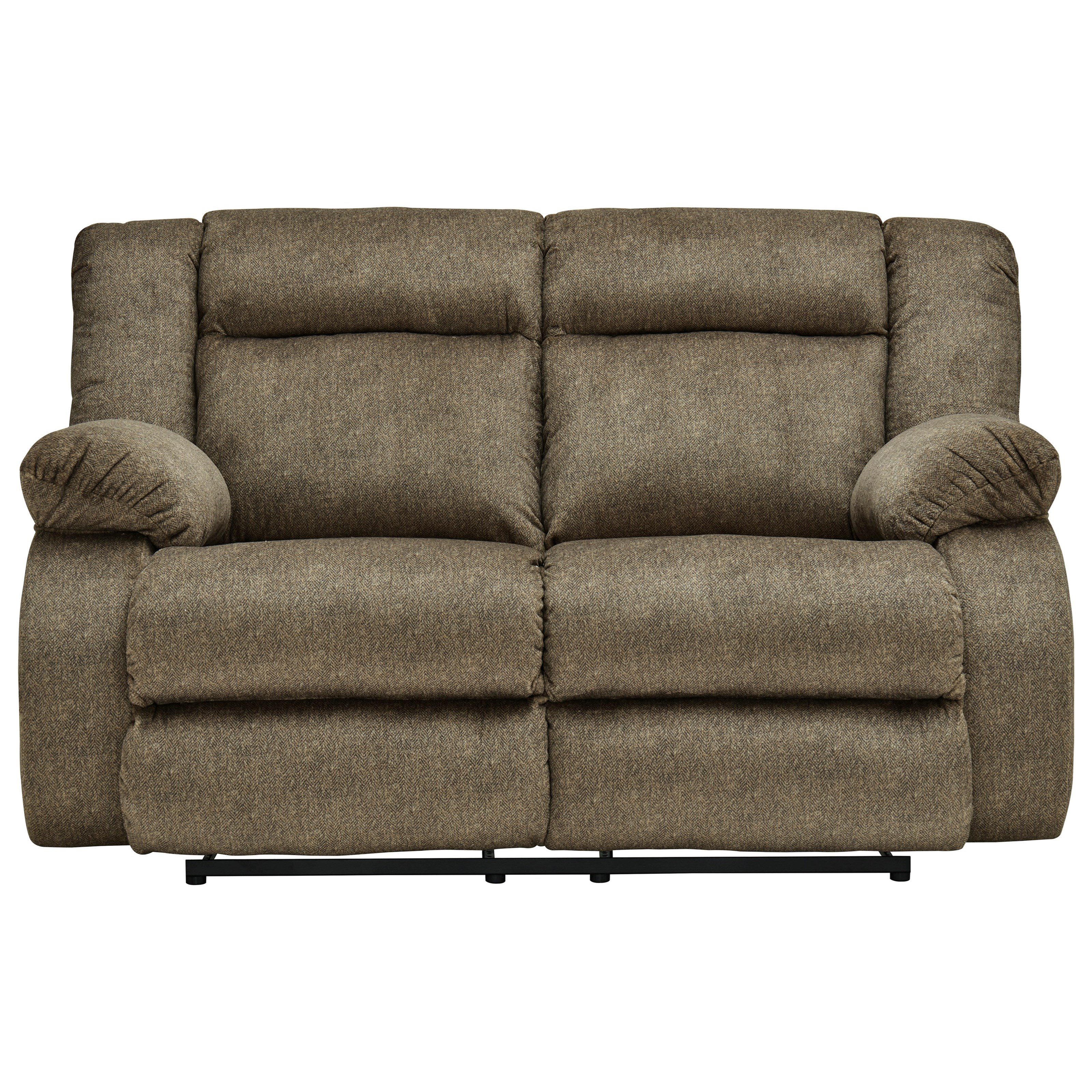 Burkner Reclining Power Loveseat by Ashley (Signature Design) at Johnny Janosik